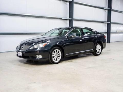 2011 Lexus ES 350 for sale in Buda TX