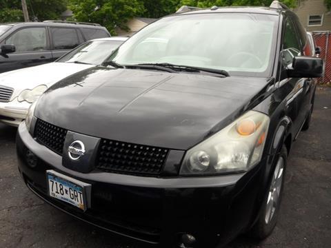 2006 Nissan Quest for sale in Saint Paul, MN