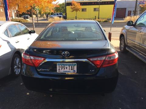 2015 Toyota Camry for sale in Saint Paul, MN