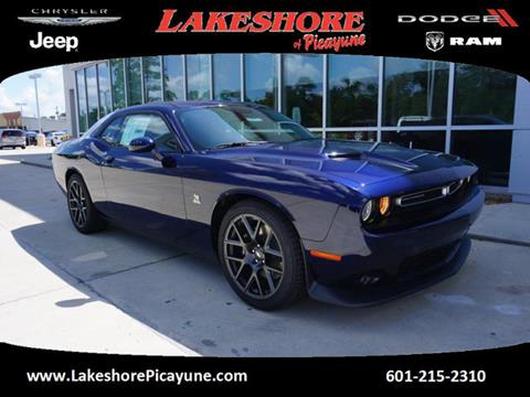 2017 Dodge Challenger for sale in Picayune MS