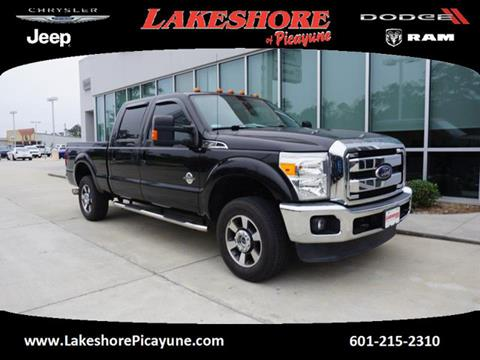 2015 Ford F-250 Super Duty for sale in Picayune, MS