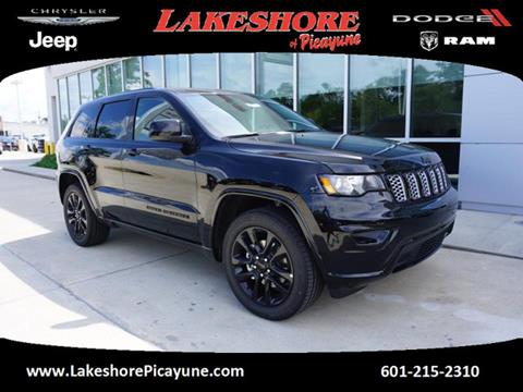 2017 Jeep Grand Cherokee for sale in Picayune, MS