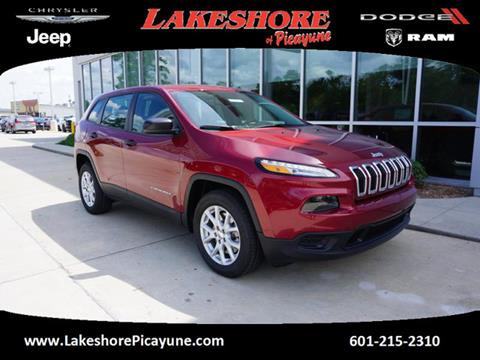 2017 Jeep Cherokee for sale in Picayune, MS