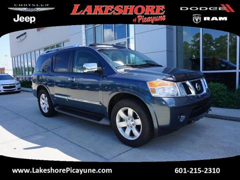 2014 Nissan Armada for sale in Picayune MS