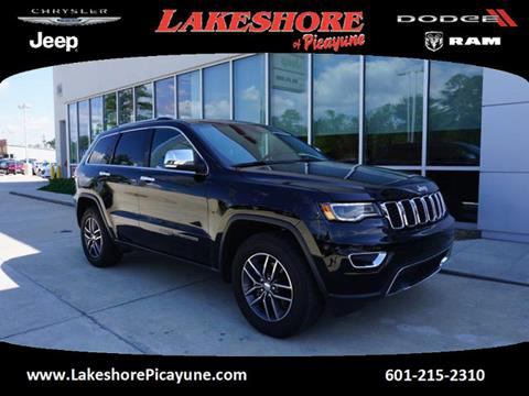 2017 Jeep Grand Cherokee for sale in Picayune MS