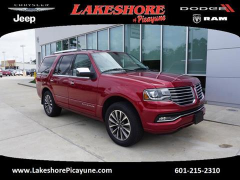 2015 Lincoln Navigator for sale in Picayune, MS