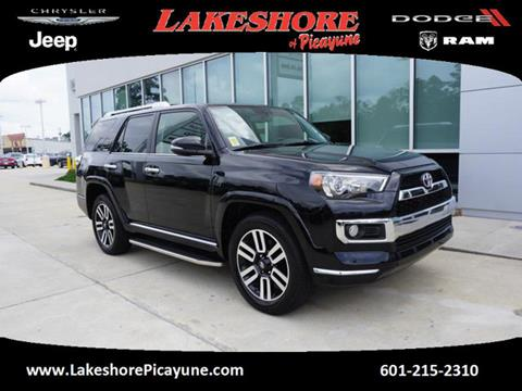 2015 Toyota 4Runner for sale in Picayune MS