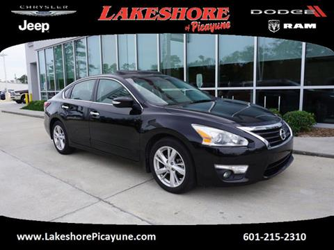 2014 Nissan Altima for sale in Picayune MS