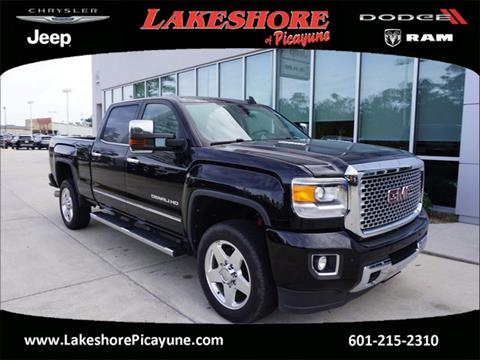 2015 GMC Sierra 2500HD for sale in Picayune, MS