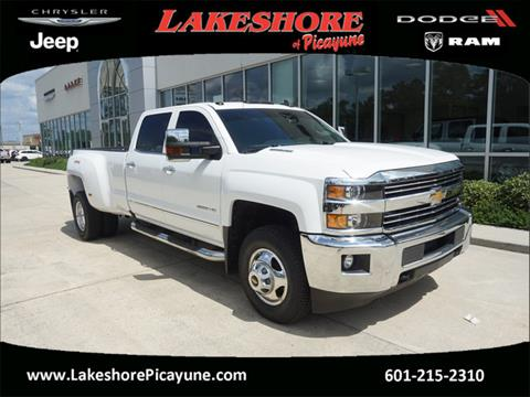 2016 Chevrolet Silverado 3500HD for sale in Picayune, MS