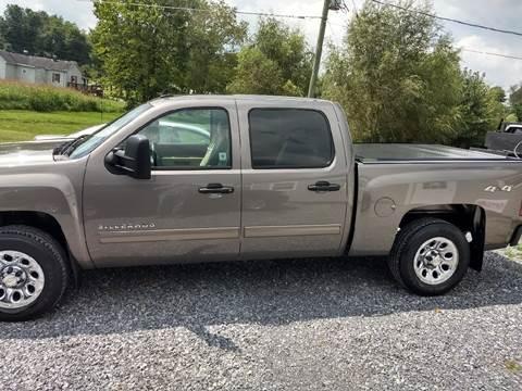 2013 Chevrolet Silverado 1500 for sale in Abingdon, VA