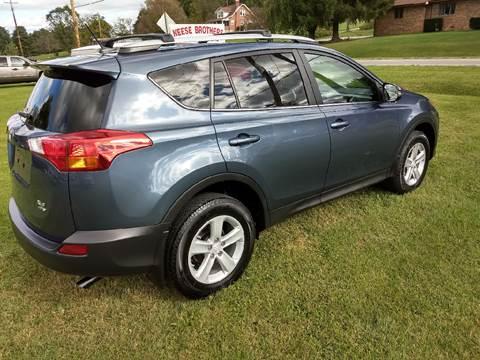 2014 Toyota RAV4 for sale in Abingdon, VA