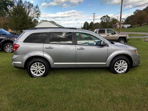 2017 Dodge Journey for sale in Abingdon, VA