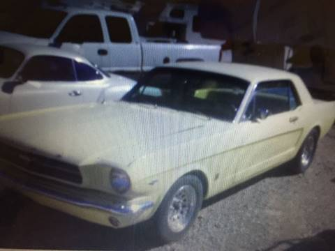 1966 Ford Mustang for sale in Quartzsite, AZ