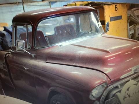 1956 GMC Sierra 1500 for sale in Quartzsite, AZ