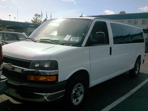 2014 Chevrolet Express Passenger for sale in Portland, OR