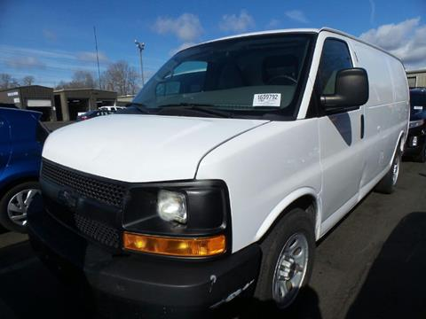 2014 Chevrolet Express Cargo for sale in Portland, OR