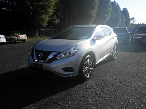 2016 Nissan Murano for sale in Winston Salem, NC