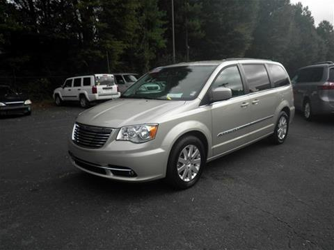 2015 Chrysler Town and Country for sale in Winston Salem, NC