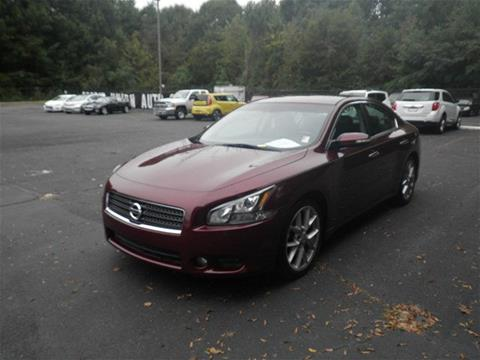 2011 Nissan Maxima for sale in Winston Salem, NC