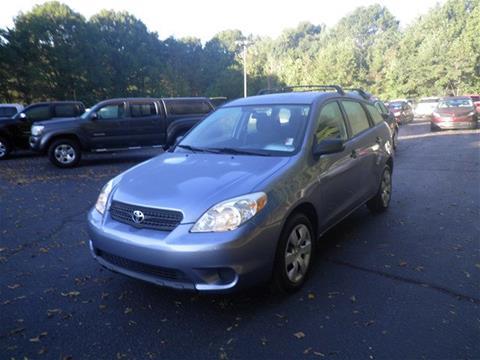2006 Toyota Matrix for sale in Winston Salem, NC