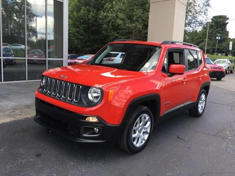 Jeep Credit Union >> Jeep For Sale In Winston Salem Nc Summit Credit Union Auto Buying