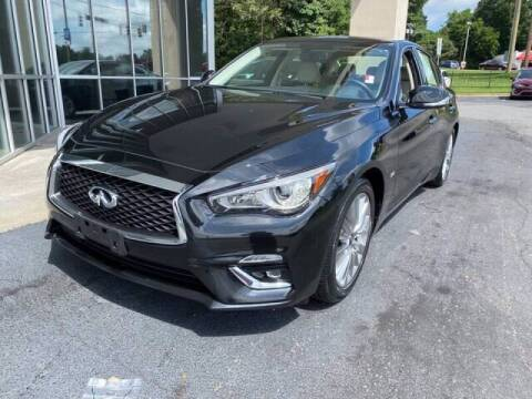 2020 Infiniti Q50 for sale at Summit Credit Union Auto Buying Service in Winston Salem NC