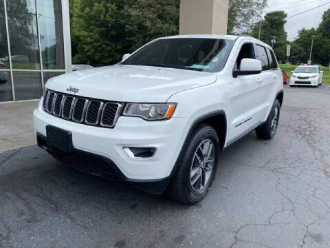 2018 Jeep Grand Cherokee for sale at Summit Credit Union Auto Buying Service in Winston Salem NC