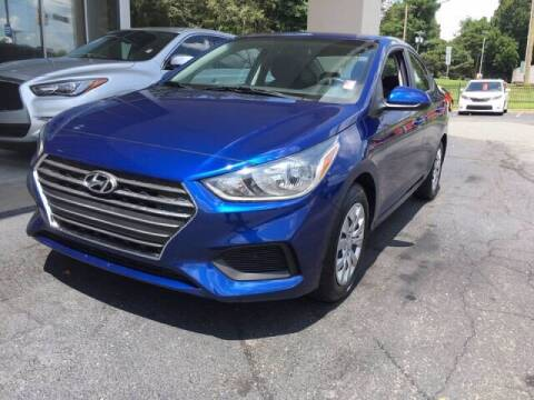 2018 Hyundai Accent for sale at Summit Credit Union Auto Buying Service in Winston Salem NC