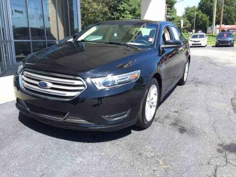 2017 Ford Taurus for sale at Summit Credit Union Auto Buying Service in Winston Salem NC