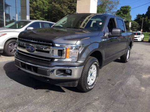2020 Ford F-150 for sale at Summit Credit Union Auto Buying Service in Winston Salem NC