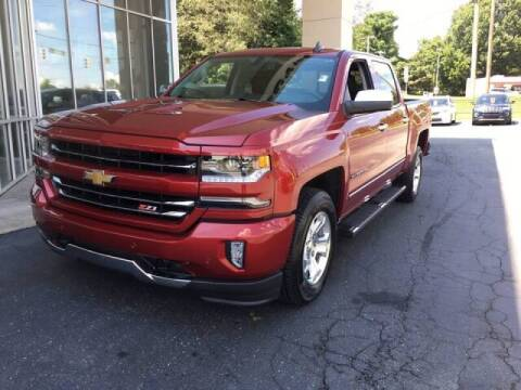 2018 Chevrolet Silverado 1500 for sale at Summit Credit Union Auto Buying Service in Winston Salem NC