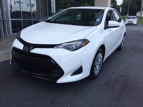 2019 Toyota Corolla for sale at Summit Credit Union Auto Buying Service in Winston Salem NC