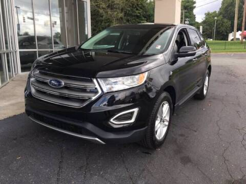 2016 Ford Edge for sale at Summit Credit Union Auto Buying Service in Winston Salem NC