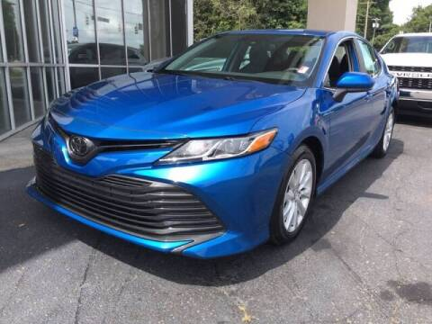 2019 Toyota Camry for sale at Summit Credit Union Auto Buying Service in Winston Salem NC