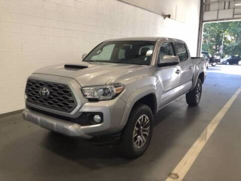 2020 Toyota Tacoma for sale at Summit Credit Union Auto Buying Service in Winston Salem NC