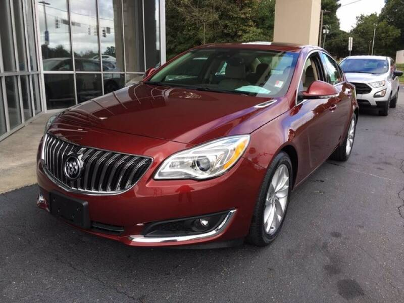 2016 Buick Regal for sale at Summit Credit Union Auto Buying Service in Winston Salem NC