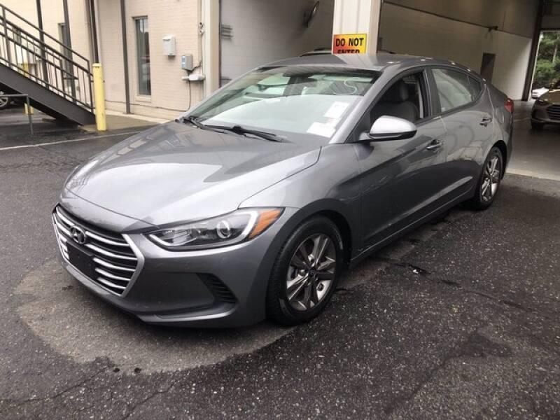 2018 Hyundai Elantra for sale at Summit Credit Union Auto Buying Service in Winston Salem NC