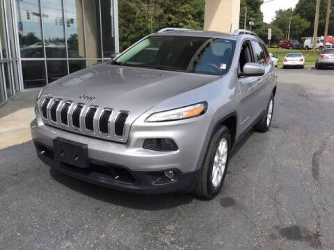 2018 Jeep Cherokee for sale at Summit Credit Union Auto Buying Service in Winston Salem NC