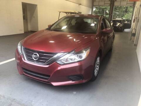 2016 Nissan Altima for sale at Summit Credit Union Auto Buying Service in Winston Salem NC