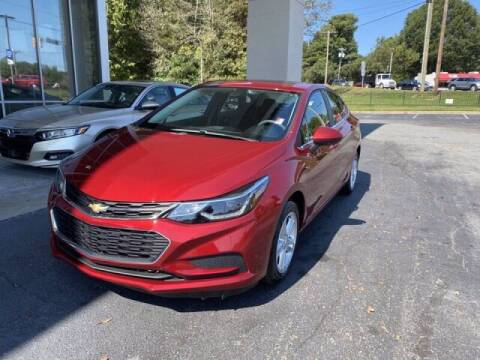 2017 Chevrolet Cruze for sale at Summit Credit Union Auto Buying Service in Winston Salem NC