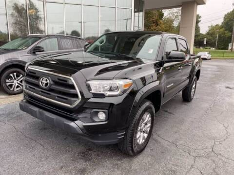 2016 Toyota Tacoma for sale at Summit Credit Union Auto Buying Service in Winston Salem NC