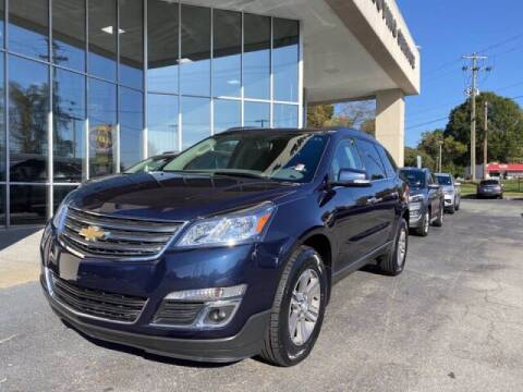 2017 Chevrolet Traverse for sale at Summit Credit Union Auto Buying Service in Winston Salem NC