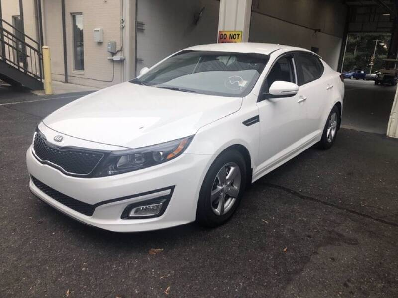2015 Kia Optima for sale at Summit Credit Union Auto Buying Service in Winston Salem NC