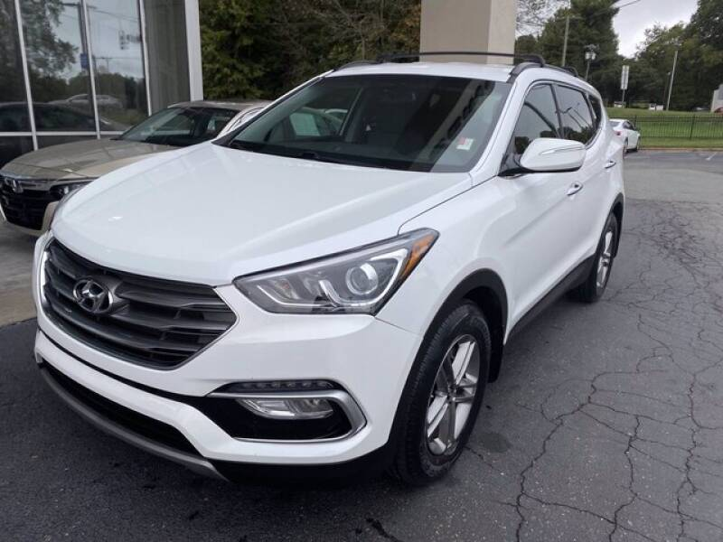 2018 Hyundai Santa Fe Sport for sale at Summit Credit Union Auto Buying Service in Winston Salem NC