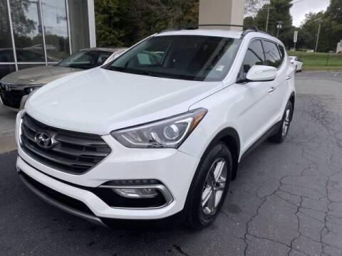 2018 Hyundai Santa Fe Sport for sale at Summit Credit Union Auto Buying Service in Winston Salem NC