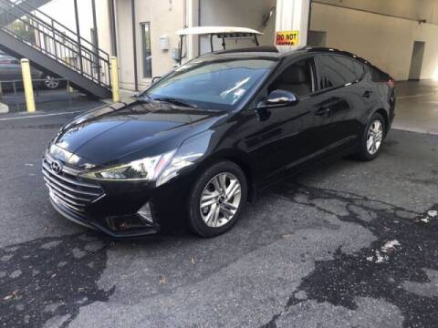 2019 Hyundai Elantra for sale at Summit Credit Union Auto Buying Service in Winston Salem NC