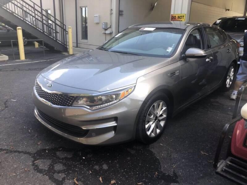 2018 Kia Optima for sale at Summit Credit Union Auto Buying Service in Winston Salem NC