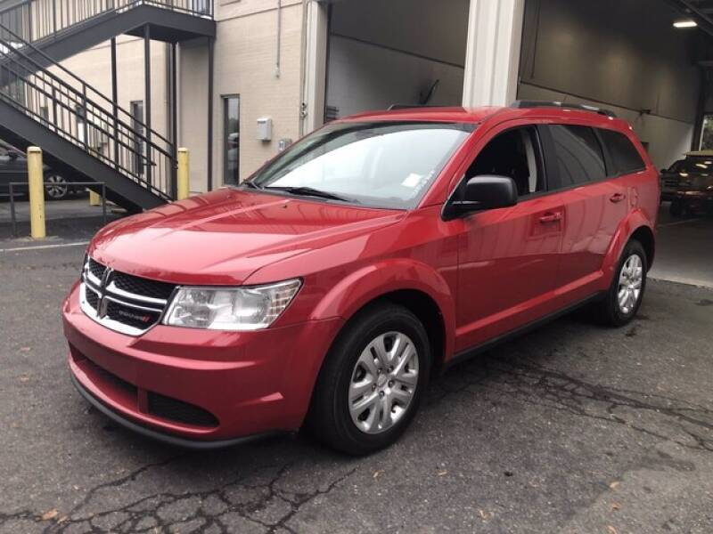 2018 Dodge Journey for sale at Summit Credit Union Auto Buying Service in Winston Salem NC