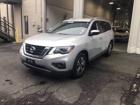 2018 Nissan Pathfinder for sale at Summit Credit Union Auto Buying Service in Winston Salem NC
